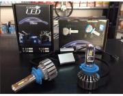 Kit H7 Lámpara Cree Led Turbo Última Generación