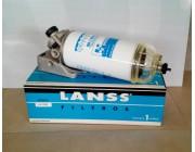 LANSS: Separador de Agua para Diesel BR 1200 H.  Camion